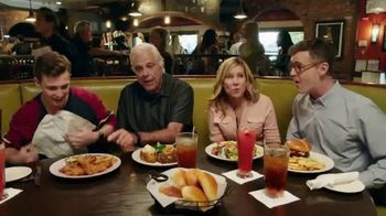 O'Charley's 20 Meals Under $10 TV Spot, 'Something for Everyone' - Thumbnail 7