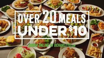 O'Charley's 20 Meals Under $10 TV Spot, 'Something for Everyone' - Thumbnail 8