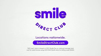 Smile Direct Club TV Spot, 'Satisfied Grinners' - Thumbnail 9