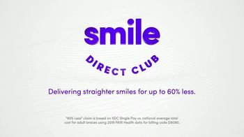 Smile Direct Club TV Spot, 'Satisfied Grinners' - Thumbnail 8