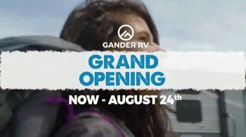Gander RV Grand Opening Sales Event TV Spot, \'2019 Travel Trailers\'