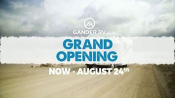 Gander RV Grand Opening Sales Event TV Spot, '2019 Travel Trailers' - Thumbnail 2