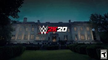 WWE 2K20 TV Spot, 'Cover Reveal' Featuring Roman Reigns, Becky Lynch, Hulk Hogan - Thumbnail 1