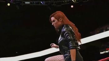 WWE 2K20 TV Spot, 'Cover Reveal' Featuring Roman Reigns, Becky Lynch, Hulk Hogan - Thumbnail 10