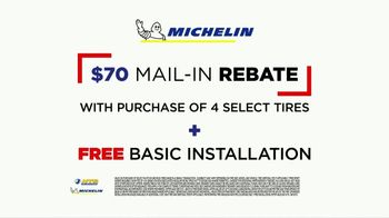 National Tire & Battery TV Spot, 'Michelin Reward Card, Installation & Mail-In Rebate' - Thumbnail 9