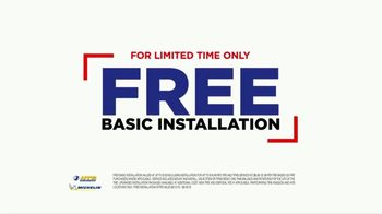 National Tire & Battery TV Spot, 'Michelin Reward Card, Installation & Mail-In Rebate' - Thumbnail 8