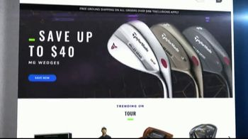 PGA Superstore TV Spot, 'Free Shipping on All Orders'