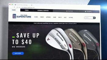 PGA Superstore TV Spot, 'Free Shipping on All Orders' - Thumbnail 4