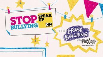 Cartoon Network TV Spot, 'Tesa's Stop Bullying, Speak Up Story' - Thumbnail 1
