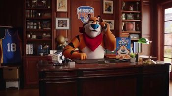 Frosted Flakes TV Spot, 'Mission Tiger: We Have a Problem' Featuring Ben Simmons - Thumbnail 2