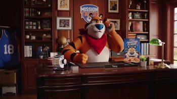 Frosted Flakes TV Spot, 'Mission Tiger: We Have a Problem' Featuring Ben Simmons - Thumbnail 3