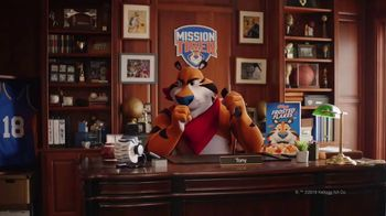 Frosted Flakes TV Spot, 'Mission Tiger: We Have a Problem' Featuring Ben Simmons - Thumbnail 8