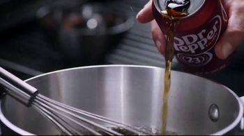 Cotton Patch Cafe Dr Pepper Glazed Sirloin Steak TV Spot, 'Fully Texan' - Thumbnail 3