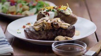Cotton Patch Cafe Dr Pepper Glazed Sirloin Steak TV Spot, 'Fully Texan' - Thumbnail 7