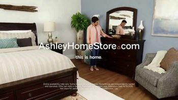 Ashley HomeStore Summer Sleep Sale TV Spot, 'One Week Only: Free Nightstand' Song by Midnight Riot - Thumbnail 9