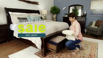 Ashley HomeStore Summer Sleep Sale TV Spot, 'One Week Only: Free Nightstand' Song by Midnight Riot - Thumbnail 2