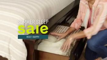Ashley HomeStore Summer Sleep Sale TV Spot, 'One Week Only: Free Nightstand' Song by Midnight Riot - Thumbnail 3