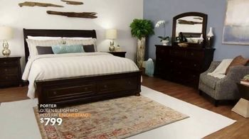 Ashley HomeStore Summer Sleep Sale TV Spot, 'One Week Only: Free Nightstand' Song by Midnight Riot - Thumbnail 5