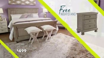Ashley HomeStore Summer Sleep Sale TV Spot, 'One Week Only: Free Nightstand' Song by Midnight Riot - Thumbnail 7