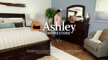 Ashley HomeStore Summer Sleep Sale TV Spot, 'One Week Only: Free Nightstand' Song by Midnight Riot - Thumbnail 8