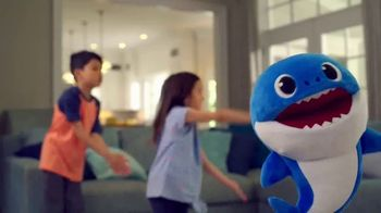 Pinkfong Baby Shark Puppets TV Spot, 'Baby Shark Puppets Sing Fast and Slow' Song by Pinkfong
