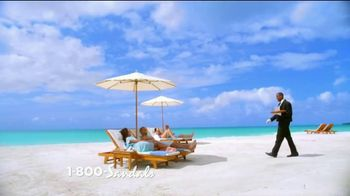 Sandals Resorts TV Spot, 'How We Earn Our Stars Everyday, Exceeding Expectations' - Thumbnail 2