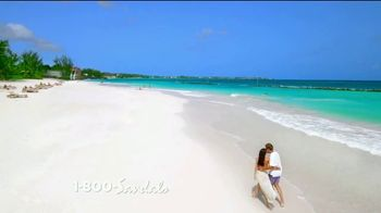 Sandals Resorts TV Spot, 'How We Earn Our Stars Everyday, Exceeding Expectations' - Thumbnail 3