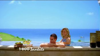 Sandals Resorts TV Spot, 'How We Earn Our Stars Everyday, Exceeding Expectations' - Thumbnail 4