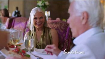 Sandals Resorts TV Spot, 'How We Earn Our Stars Everyday, Exceeding Expectations' - Thumbnail 5