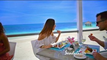 Sandals Resorts TV Spot, 'How We Earn Our Stars Everyday, Exceeding Expectations' - Thumbnail 6