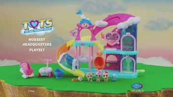 T.O.T.S. Nursery Headquarters Playset TV Spot, 'Color Change Diapers' - Thumbnail 10