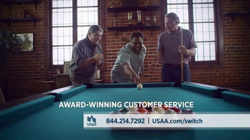USAA TV Commercial, 'I Switched'