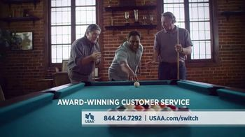USAA TV Spot, 'I Switched'