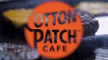 Cotton Patch Cafe TV Spot, 'Summer Grillin' Menu: Nacogdoches Burger' - Thumbnail 1