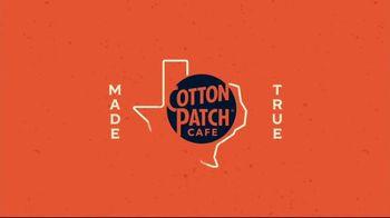 Cotton Patch Cafe TV Spot, 'Summer Grillin' Menu: Nacogdoches Burger' - Thumbnail 10