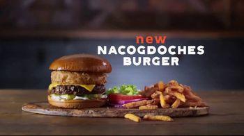Cotton Patch Cafe TV Spot, 'Summer Grillin' Menu: Nacogdoches Burger'