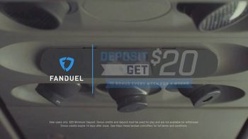 FanDuel TV Spot, 'Armrest' - Thumbnail 10