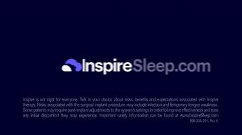 Inspire TV Spot, 'Adjustable Bed' - Thumbnail 9
