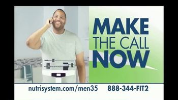 Nutrisystem for Men TV Spot, 'Today's the Day: 13 Pounds' - Thumbnail 7