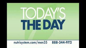 Nutrisystem for Men TV Spot, 'Today's the Day: 13 Pounds' - Thumbnail 2