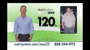 Nutrisystem for Men TV Spot, 'Today's the Day: 13 Pounds' - Thumbnail 3