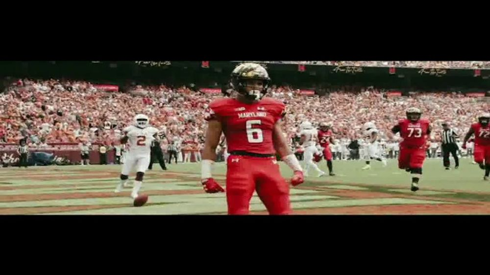 University of Maryland Football TV Commercial, 'Welcome to College Football'