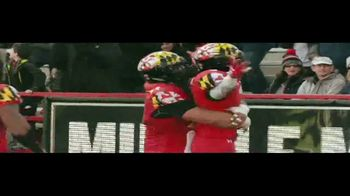 University of Maryland Football TV Spot, 'Welcome to College Football' - Thumbnail 9