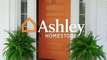 Ashley HomeStore Summer Sleep Sale TV Spot, 'Hope to Dream: Buy a Mattress, Give a Mattress' - Thumbnail 1