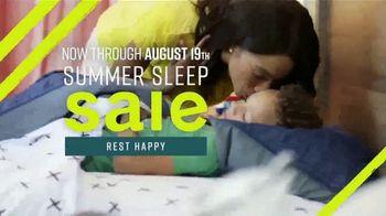Ashley HomeStore Summer Sleep Sale TV Spot, 'Hope to Dream: Buy a Mattress, Give a Mattress' - Thumbnail 4