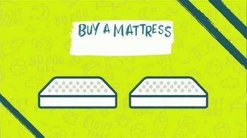 Ashley HomeStore Summer Sleep Sale TV Spot, 'Hope to Dream: Buy a Mattress, Give a Mattress' - Thumbnail 6