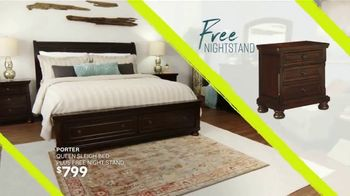 Ashley HomeStore Summer Sleep Sale TV Spot, 'Rest Happy' Song by Midnight Riot - Thumbnail 8