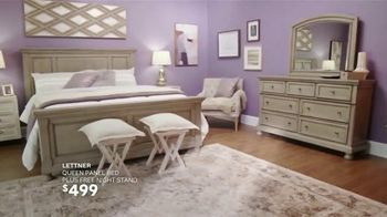 Ashley HomeStore Summer Sleep Sale TV Spot, 'Rest Happy' Song by Midnight Riot - Thumbnail 6