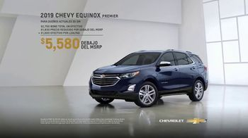 Chevrolet All-Star Open House TV Spot, 'Nos cambiamos' [Spanish] [T2] - Thumbnail 7
