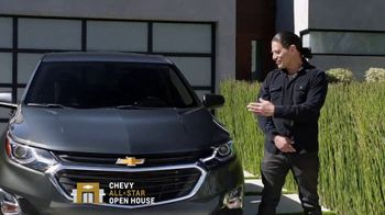 Chevrolet All-Star Open House TV Spot, 'Nos cambiamos' [Spanish] [T2] - Thumbnail 3